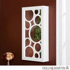Holly & Martin Zoey Wall-Mount Jewelry Mirror