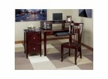 Home Office Collection in Merlot - Office Star