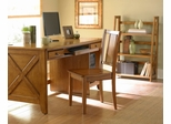 Home Office Furniture Desk Set in Oak - 481AK-OSET