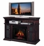 Home Theater Electric Fireplace by Classic Flame in Espresso - Pasadena - 28MM468-E721