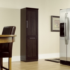 Homeplus Dakota Oak Storage Cabinet Reversible Upper Door - Sauder Furniture - 411309