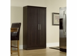Homeplus Dakota Oak Storage Cabinet Swing Out Doors - Sauder Furniture - 411572