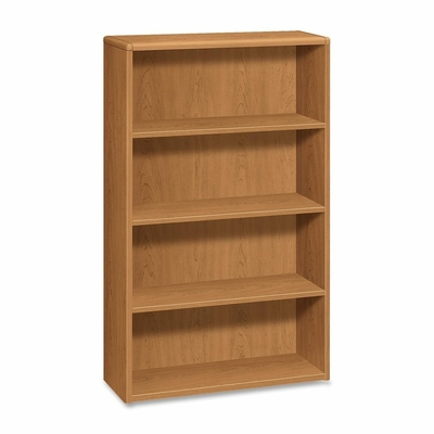 Hon 4-Shelf Harvest Bookcase - HON10754C