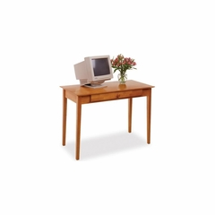 Honey Pine Computer Desk - Winsome Trading - 99042
