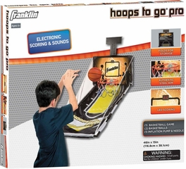 Hoops to Go Pro Basketball Set - Franklin Sports