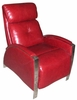 Horizon ll Recliner in Corolla Rouge - 74015549311