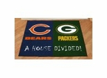 House Divided NFL Gridiron Sports Furniture Collection
