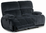 Hudson ll Love Seat in Austin Charcoal - 255225204918