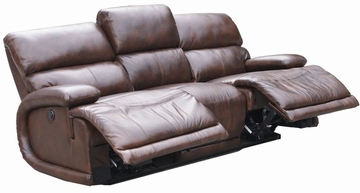 Hudson ll Power Sofa in Vermont Bark - 395225349118