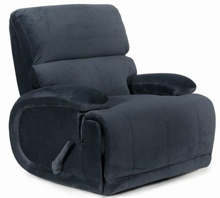 Hudson ll Recliner in Austin Charcoal - 65225204918