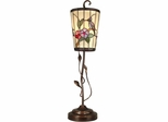 Humming Bird Tiffany Accent Lamp - Dale Tiffany