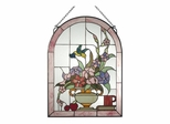 Hummingbird Window Panel - Dale Tiffany