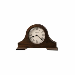 Humphrey Hampton Cherry Mantel Clock - Howard Miller