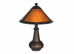 Hunter Mica Accent Lamp - Dale Tiffany