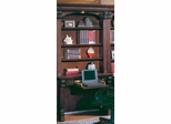 Huntington 2pc Library Desk - Parker House - PARK-HUN-460-2