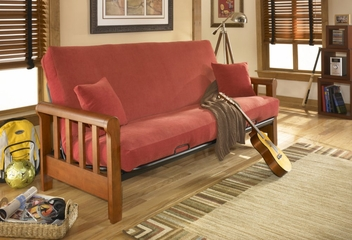 Huntley Full Size Futon - Fashion Bed Group - B51H54