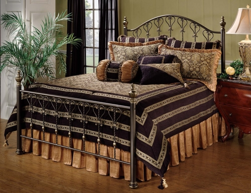 Huntley King Size Bed - Hillsdale Furniture