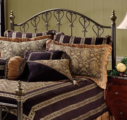 Huntley King Size Headboard with Frame - Hillsdale Furniture