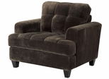 Hurley Transitional Tufted Chair - 503543