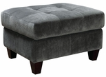 Hurley Transitional Tufted Ottoman - 503524