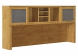 "Hutch for L-Desk 71"" - Somerset Collection - Bush Office Furniture - WC81411-03"