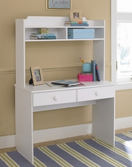 Hutch in White - My Space, My Place - New Visions by Lane - 866-740