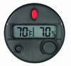 HygroSet Front Mount Adjustable Digital Hygrometer - DHYG-FM