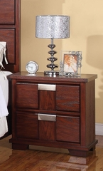 Hyland Nightstand with 2 Drawers - 202242