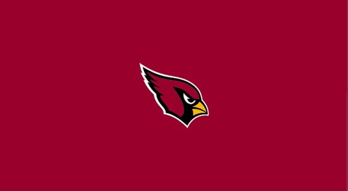 Imperial International Arizona Cardinals 8' Billiard Cloth
