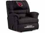Imperial International Arizona Cardinals Big Daddy Microfiber Recliner
