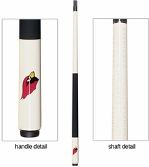 Imperial International Arizona Cardinals Billiard Cue Stick