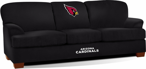 Imperial International Arizona Cardinals First Team Microfiber Sofa