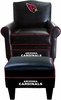Imperial International Arizona Cardinals Game Time Chair & Ottoman