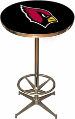 Imperial International Arizona Cardinals Pub Table