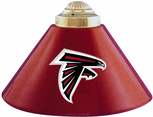Imperial International Atlanta Falcons 3 Shade Metal Lamp