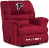 Imperial International Atlanta Falcons Big Daddy Microfiber Recliner