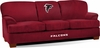 Imperial International Atlanta Falcons First Team Microfiber Sofa