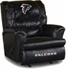 Imperial International Atlanta Falcons Leather Big Daddy Recliner