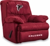 Imperial International Atlanta Falcons Microfiber Home Team Recliner