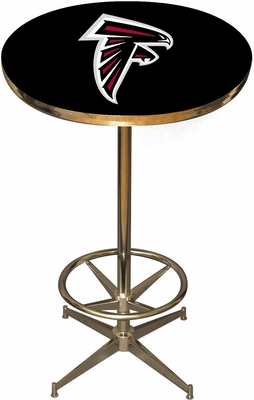 Imperial International Atlanta Falcons Pub Table