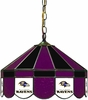 "Imperial International Baltimore Ravens 16"" Glass Lamp"