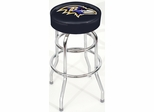 Imperial International Baltimore Ravens Bar Stool