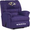 Imperial International Baltimore Ravens Big Daddy Microfiber Recliner
