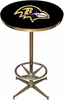 Imperial International Baltimore Ravens Pub Table