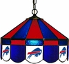 "Imperial International Buffalo Bills 16"" Glass Lamp"