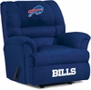 Imperial International Buffalo Bills Big Daddy Microfiber Recliner