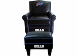Imperial International Buffalo Bills Game Time Chair & Ottoman