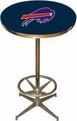 Imperial International Buffalo Bills Pub Table