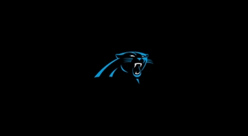 Imperial International Carolina Panthers 8' Billiard Cloth