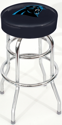 Imperial International Carolina Panthers Bar Stool